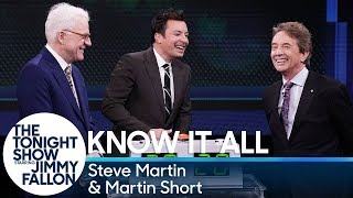 Download Know It All with Steve Martin and Martin Short Video
