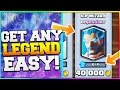 Download HOW TO GET LEGENDARY CARDS! Clash Royale Easy Way to Get Legendaries! Strategy & Tips! Video