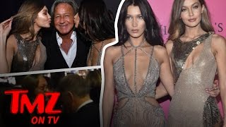 Download Gigi and Bella: Let Our Dad Into The Victoria Secret After Party | TMZ TV Video