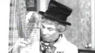 Download Harpo plays ″Take me out to the ball game″ on I love Lucy Video
