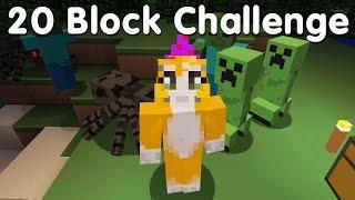 Download Minecraft PS4 - 20 Block Challenge (1) Video
