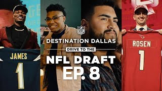 Download NFL Prospects Dreams Become Reality at the 2018 Draft | Drive to the NFL Draft Ep. 8 Video