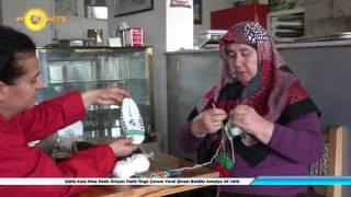 Download Güllü Kula Nine Patik Örüyor Patik Örgü Çorum Yerel Şivesi Beldibi Antalya 4K UHD Video