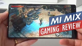 Download Xiaomi Mi Mix Gaming Review Video