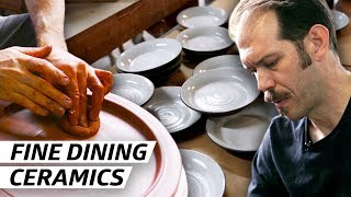 Download How a Ceramics Master Makes Plates for Michelin-Starred Restaurants — Handmade Video