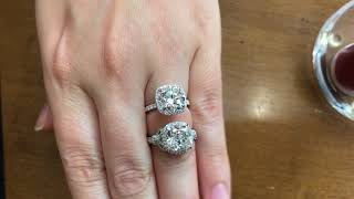 Download Lab vs. Natural: Look at a Lab Diamond Side by Side with a Natural Diamond Video