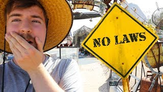 Download Spending 24 Hours In A City With No Laws Video