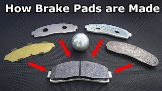 Download How Brake Pads are Made Video