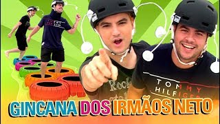 Download GINCANA DOS IRMÃOS NETO - CORRIDA DE COSTAS Video