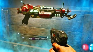 Download Black Ops 3 Zombies - Ray Gun Mark 2 Every Time GLITCH! (DLC 5 Zombies Chronicles) Video