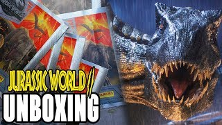 Download ALBUM DE CROMOS DE JURASSIC WORLD FALLEN KINGDOM Y MINI DINOS SORPRESA Video