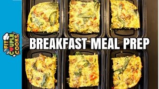 Download How to Meal Prep - Ep. 35 - BREAKFAST FRITTATA Video