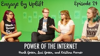 Download Episode #24: Power of the Internet - Engage by Uplift Video