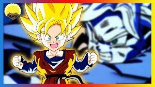 Download Why Goten Is UNLIKE Goku & Gohan! Video