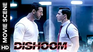 Download John selects Varun for his mission   Dishoom   Movie Scene Video