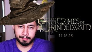 Download FANTASTIC BEASTS: THE CRIMES OF GRINDELWALD | Trailer Reaction! Video