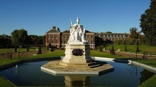 Download London, England - Kensington Gardens, Hyde Park, Buckingham Palace, Westminster Abbey Video