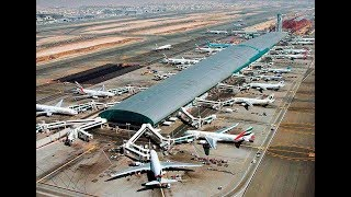 Download The History of Dubai International Airport. Video