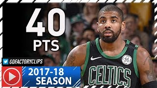 Download Kyrie Irving Full Highlights vs Magic (2018.01.21) - 40 Pts, 7 Reb, 5 Assists Video