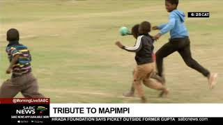 Download Eastern Cape supports homeboy Makazole Mapimpi at RWC Video