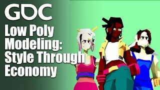 Download Low Poly Modeling: Style Through Economy Video