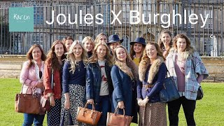 Download JOULES X BURGHLEY Video