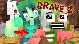 Download Monster School: Brave Part 2 - Minecraft Animation Video