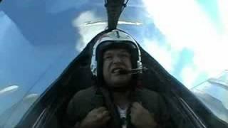 Download MiG 15 Cockpit View 680mph (1100Km/hr) - This guy is a wuss, Ha Ha! Video
