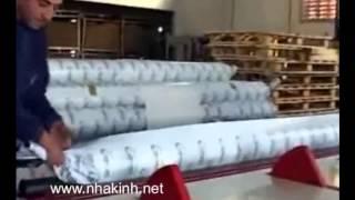 Download Nhà kính - Màng che phủ nhà kính nông nghiệp Video