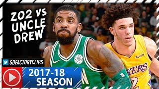 Download Kyrie Irving vs Lonzo Ball INSANE PG Duel Highlights (2017.11.08) Celtics vs Lakers - MUST SEE! Video