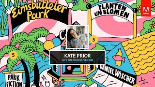 Download Live Illustration with Kate Prior - Hosted by Michael Chaize - AdobeLive Video