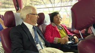 Download Korean War vet meets women he saved Video