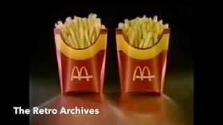 Download Vintage Fast Food Commercials Video