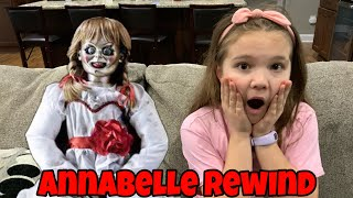 Download Annabelle Rewind! 24 Hours With Annabelle, Annabelle's Back, Annabelle The Movie Video