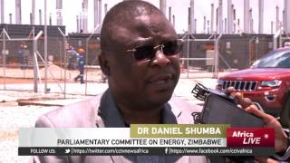 Download Diesel power plant set to solve Zimbabwe's electricity woes Video