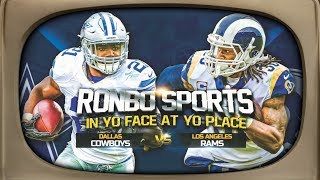 Download Ronbo Sports In Yo Face At Yo Place Watching Cowboys vs Rams Divisional Round NFL Playoffs 2019 Video