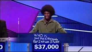 Download Best Final Jeopardy answer EVER! Video