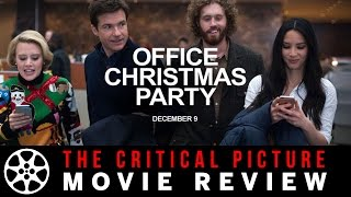 Download Office Christmas Party movie review Video