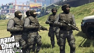 Download GTA 5 PC - Police MOD ″Updated Police Mod″ (Become Officer & SWAT Team) Video