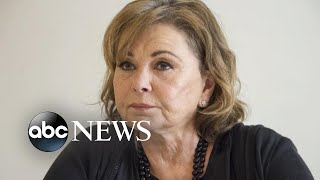 Download Roseanne Barr makes tearful apology in first interview since 'Roseanne' cancellation Video