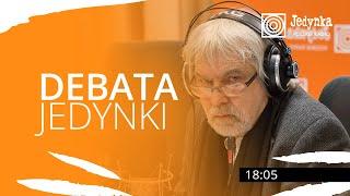 Download Debata Jedynki 17.01. - Cyberprzestępczość może sparaliżować zarówno internautę, jak i państwo Video