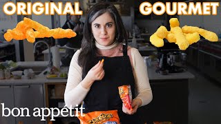 Download Pastry Chef Attempts To Make Gourmet Cheetos | Bon Appétit Video