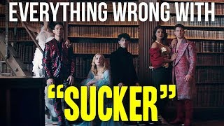 Download Everything Wrong With Jonas Brothers - ″Sucker″ Video