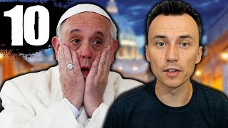 Download 10 Claims by POPE FRANCIS That CONTRADICT the BIBLE 😲 Video