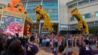 Download CNY 2019 ~ Acrobatic Lion Dance (双狮高桩表演 Múa Lân) by Kwong Ngai 光藝 @ Suria KLCC Video