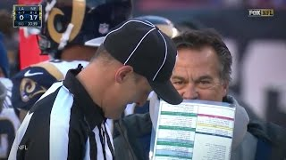 Download Jeff Fisher Tries To Challenge Play, Hilariously Can't Find Flag Video