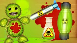 Download Bio WEAPONS with BLOOD   Kick The Buddy Video