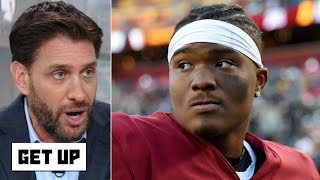 Download Greeny rips the Redskins for ruining Dwayne Haskins' career already | Get Up Video