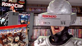 Download RoboCop NES Games - Angry Video Game Nerd - Episode 151 Video