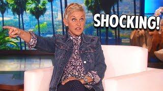 Download Ellen DeGeneres LOSES IT With Her Guest Video